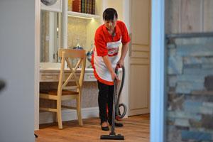 保洁工服务